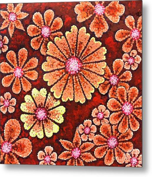 Efflorescent 7 Metal Print