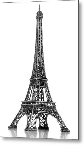 Eiffel Tower Metal Print by Jamesmcq24