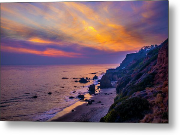 El Matador Sunset Metal Print