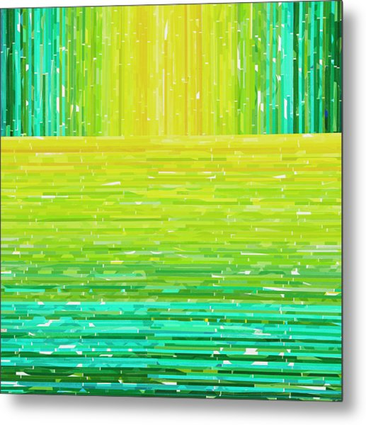 Emanent Metal Print by Color Bliss