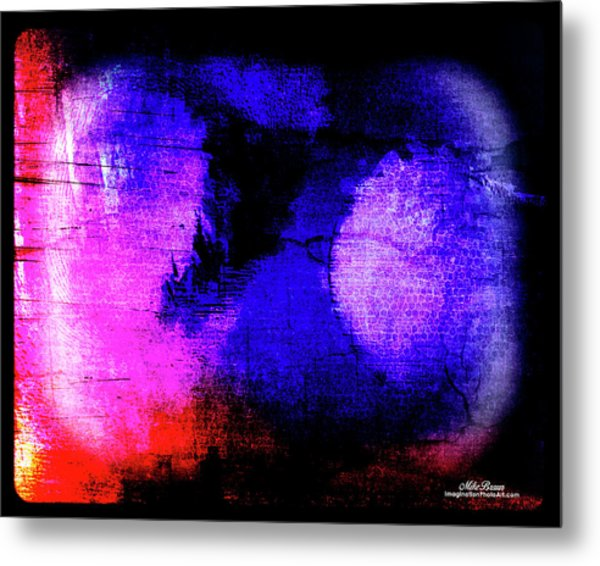 Escaping Depression Metal Print