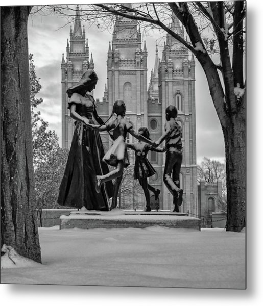 Eternal Family Metal Print