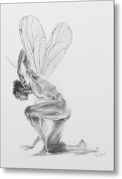 Fairy Dancer Metal Print