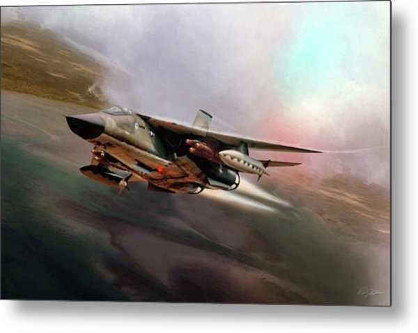 Fast And Furious Metal Print