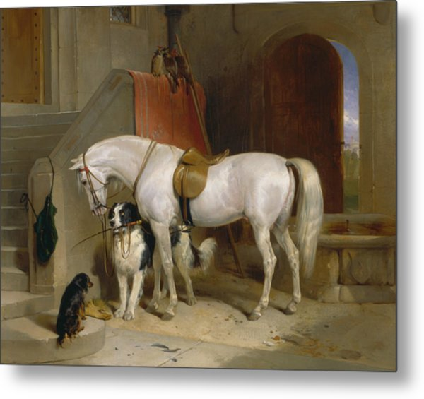Favourites, The Property Of H.r.h. Prince George Of Cambridge Metal Print
