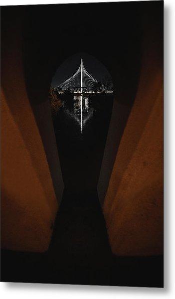 Fenestra Metal Print