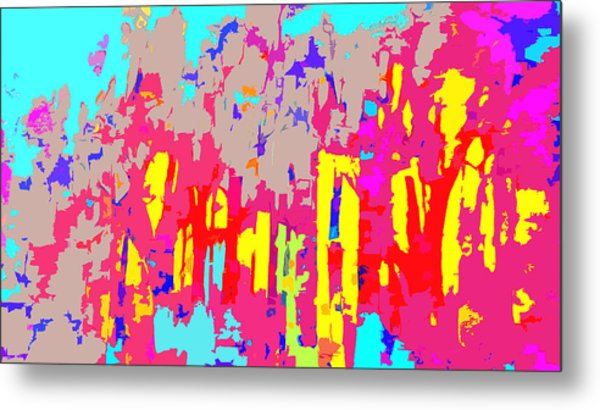 Fires And Passion One Metal Print