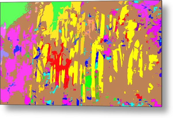 Fires And Passion Three Metal Print