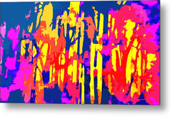 Fires And Passion Two Metal Print