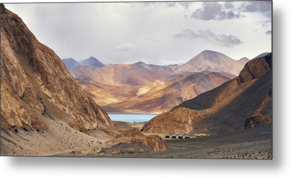 Metal Print featuring the photograph First Glimpse by Whitney Goodey