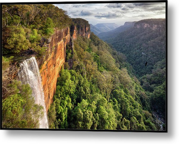 Fitzroy Falls Southern Highlands Nsw Metal Print