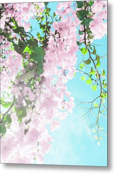 Floral Dreams IIi Metal Print