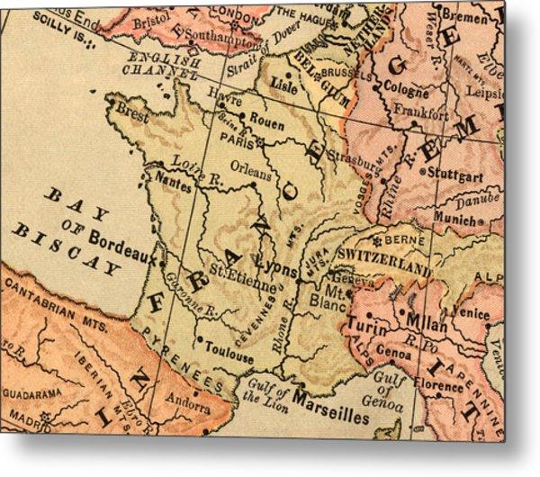France Map By Belterz
