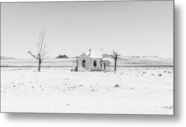 Garub Station Metal Print