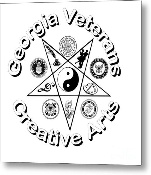 Georgia Veterans Creative Arts Metal Print