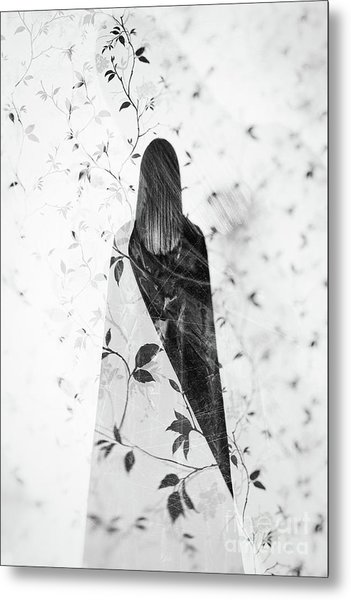 Girl #0571 Metal Print