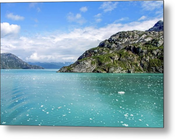 Metal Print featuring the photograph Glacier Bay 6 by Dawn Richards