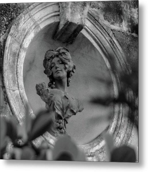Goddess Unknown Metal Print
