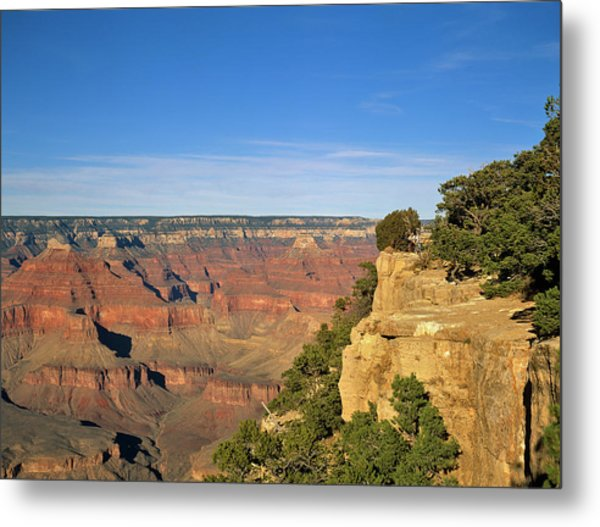 Grand Canyon, Arizona, Usa Metal Print by Travel Ink