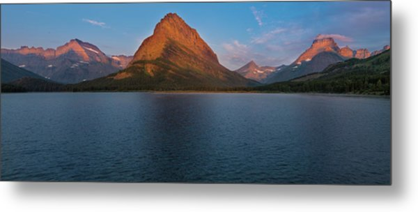 Metal Print featuring the photograph Grandeur by Expressive Landscapes Fine Art Photography by Thom