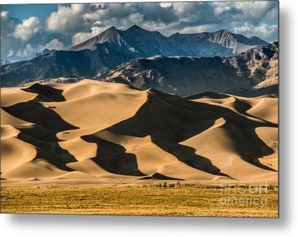 Great Sand Dunes National Park Colorado Metal Print