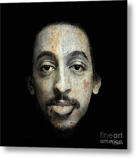 Gregory Hines Metal Print