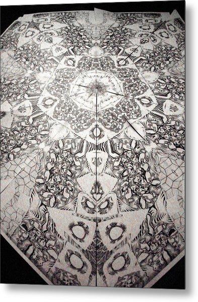 Grillo Metal Print