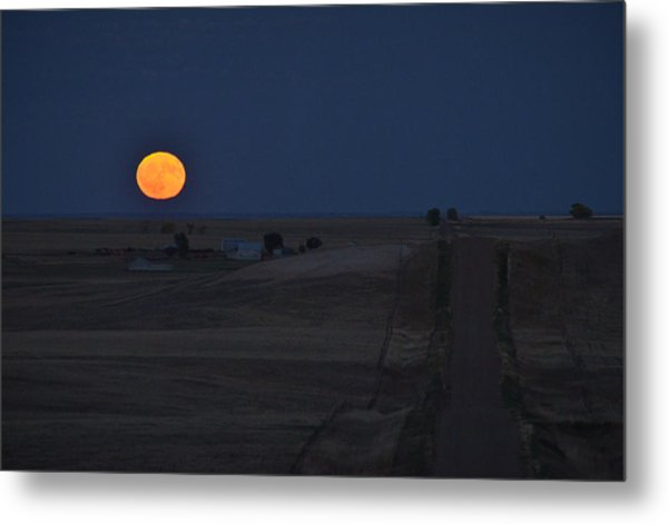 Harvest Moon 2 Metal Print
