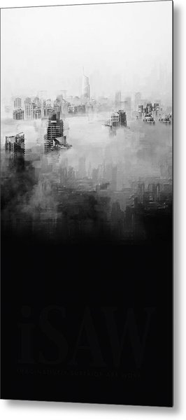 High Society Metal Print