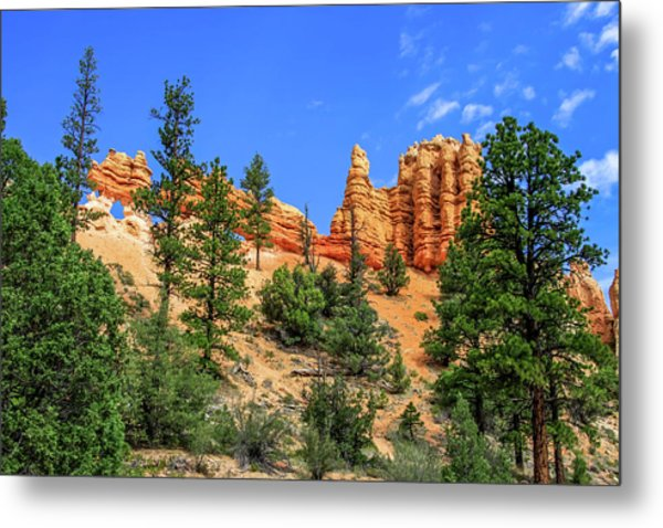 Metal Print featuring the photograph Hoodoo Heaven by Dawn Richards