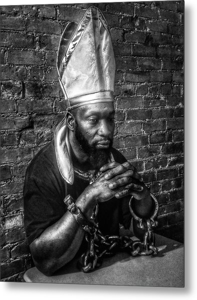 Inquisition II Metal Print