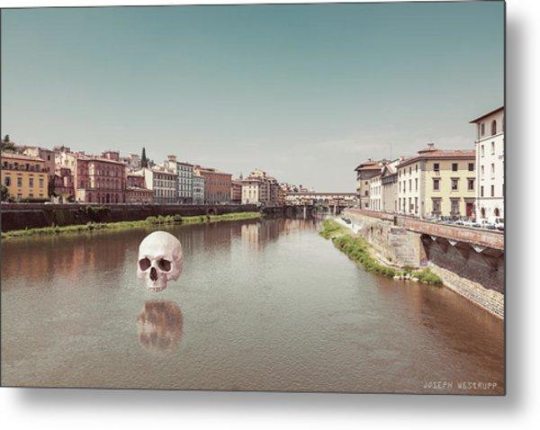 Interloping, Florence Metal Print