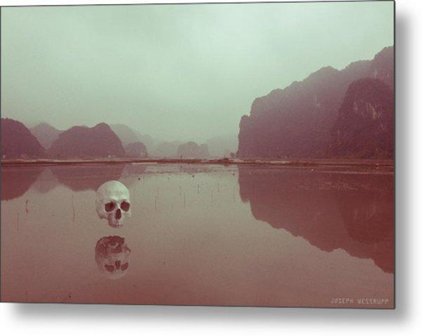 Interloping, Vietnam Metal Print