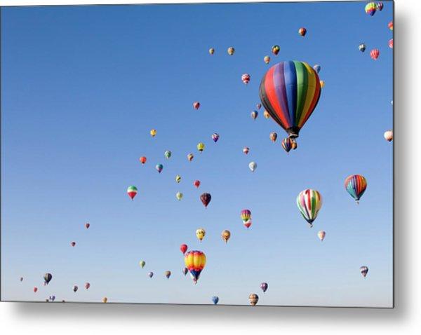 International Balloon Fiesta Metal Print by Prmoeller