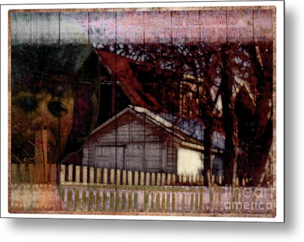 It All Comes Back To Me Now Metal Print by John Groves