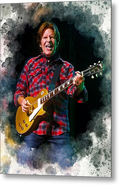John Fogerty Metal Print