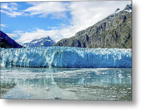 John Hopkins Glacier 1 Metal Print