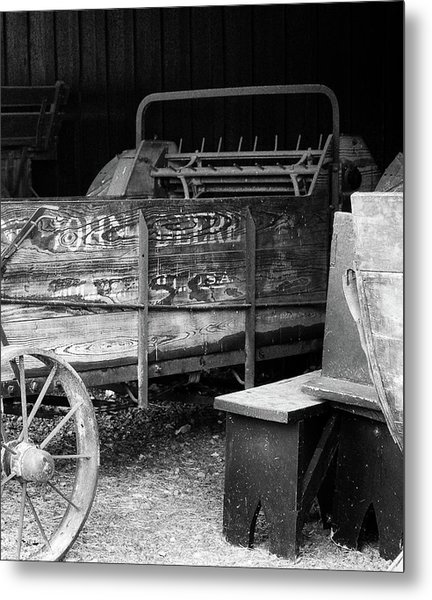 Johndeere Metal Print