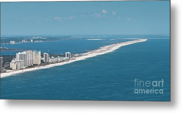Johnson Beach Metal Print