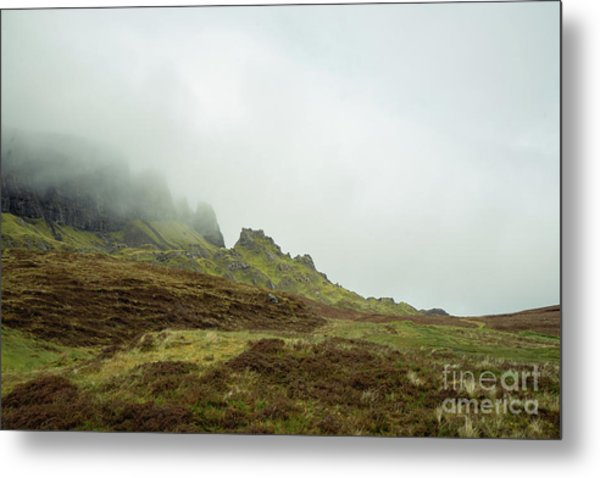 Journey To The Quiraing Metal Print