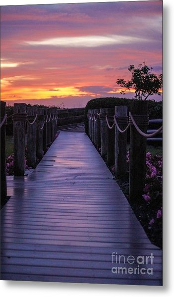 Just Another Day In Paradise Metal Print