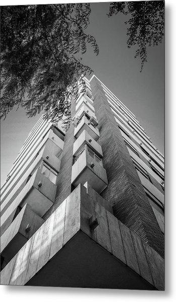 Just Another Skyscraper Metal Print