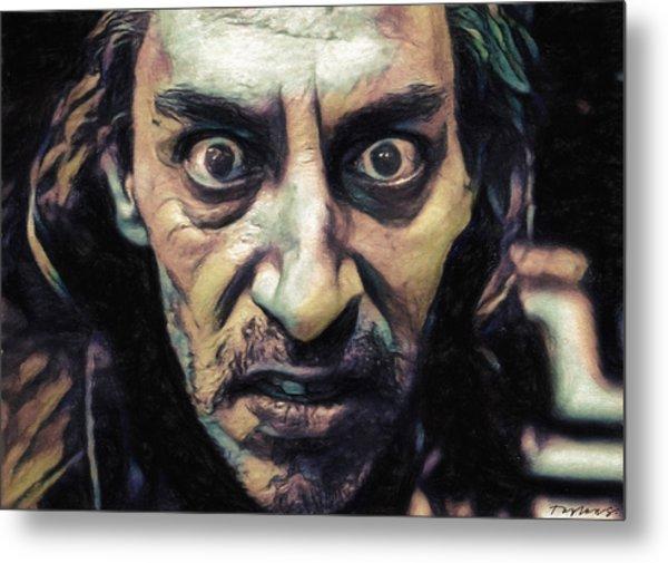 Killer Bob Metal Print