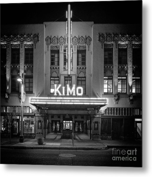 Kimo Theater Metal Print