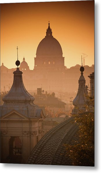 La Grande Bellezza Metal Print by Graziano