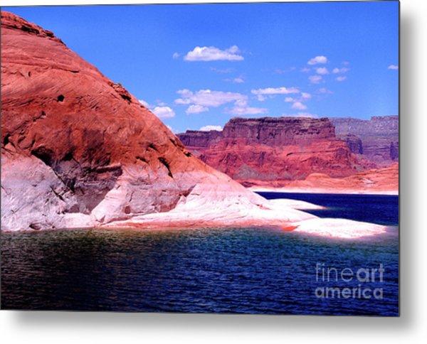 Lake Powell Glen Canyon  Metal Print