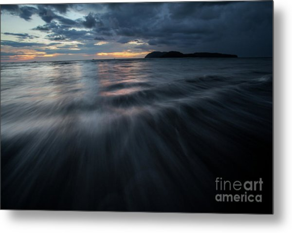 Langkawi Sunset Metal Print