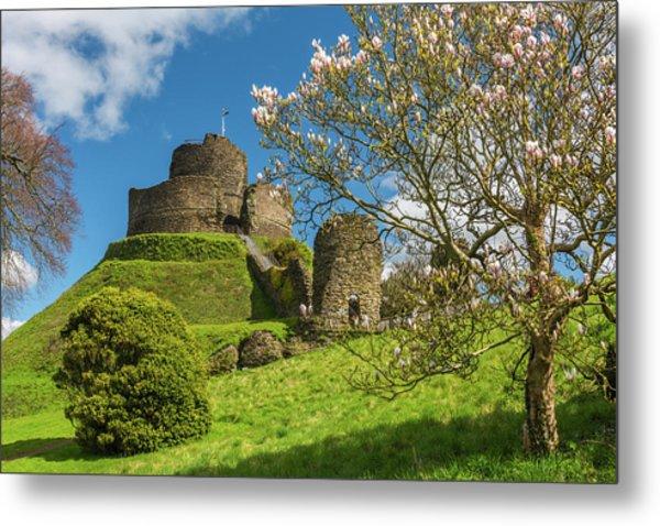 Launceston Castle, Cornwall Metal Print by David Ross