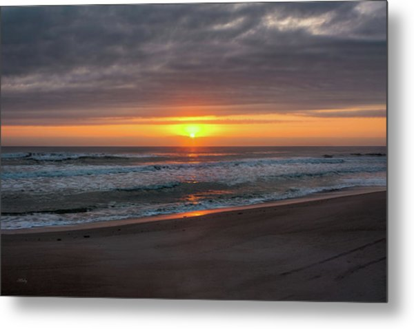 Metal Print featuring the photograph Light Of The Sun by John M Bailey