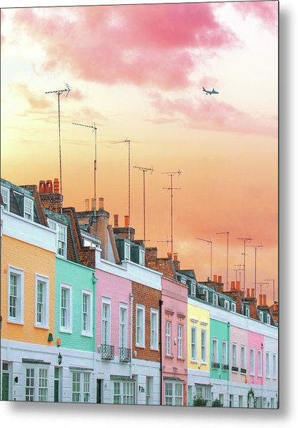 London Dreams Metal Print